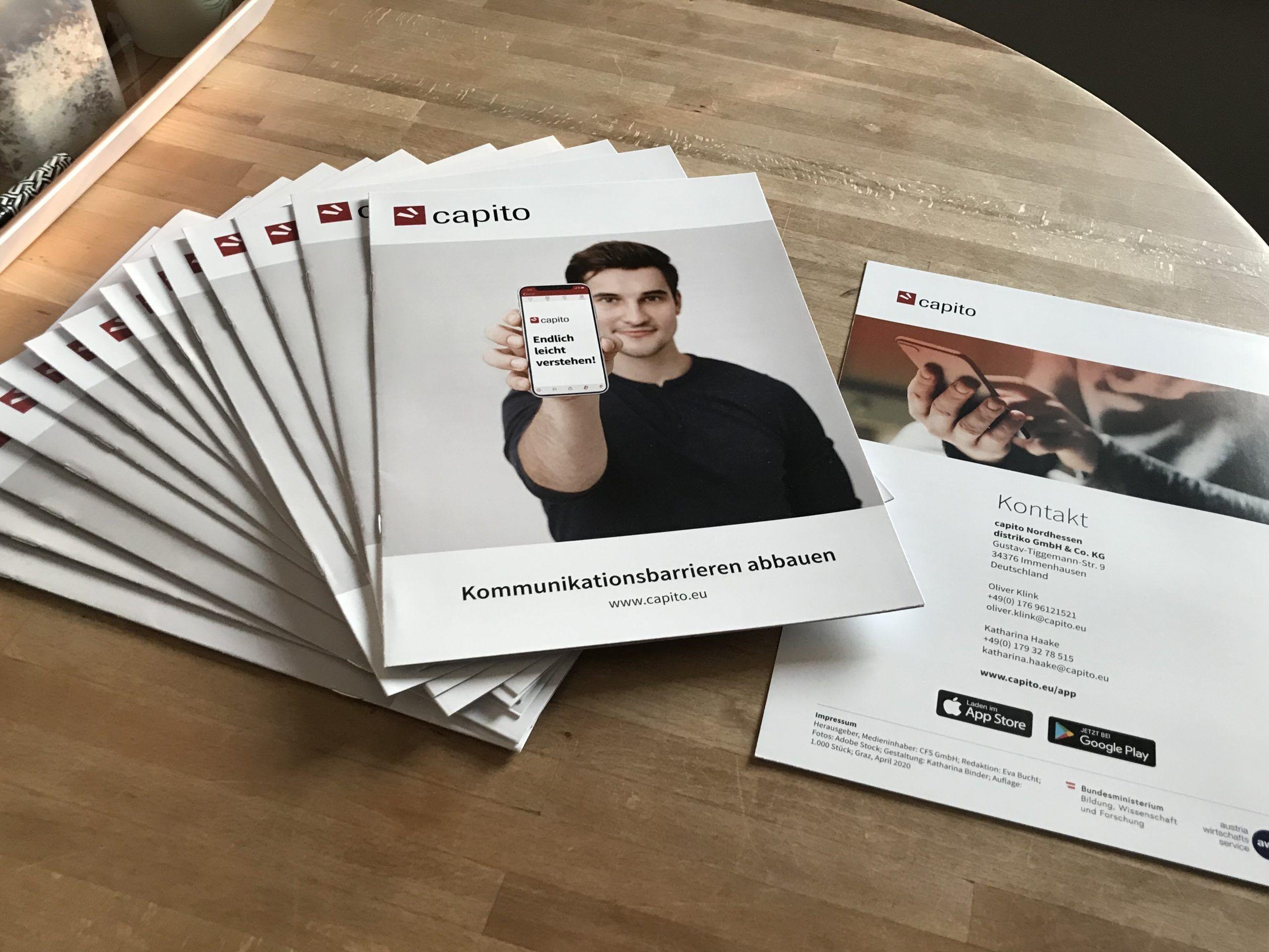 Foto vom Printmedium capito Nordhessen einem Projekt von distriko
